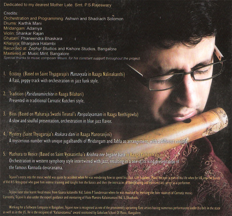 best of carnatic flute
