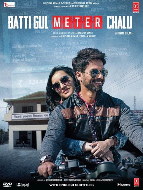 Batti Gul Meter Chalu - 2018 DVD, Kannada Store Hindi DVD