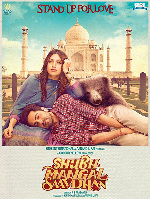 Shubh Mangal Saavdhan 2017 Hindi 720p 1GB HDRip AAC MKV