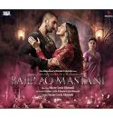 Bajirao Mastani - The Love Story of a Warrior - 2015 Audio CD