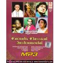 Carnatic Classical Vol 1 - Instrumental Collections MP3 CD