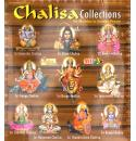 Chalisa Collections - Monday to Sunday (Sanskrit) MP3 CD