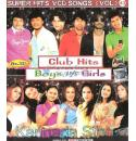 Club Hits of Boys vs Girls Video Songs from Kannada Films