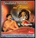 Kannada Devotional Melodies on Flute - VK Raman Audio CD