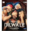 Dilwale - 2015 (Hindi Blu-ray)