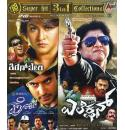 Election - Porki - Kiran Bedi (Action Movies) Combo DVD