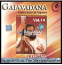 Gajavadana (Classical Vocal Live) - KJ Yesudas Audio CD