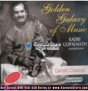 Kadri Gopalnath - Golden Galaxy Of Music (Saxophone) Audio CD