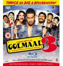 Golmaal 3 - 2010 (Hindi Blu-ray)