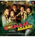 Golmaal Again - 2017 (Hindi Blu-ray)