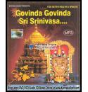 Govinda Govinda Sri Srinivasa (Sanskit) MP3 CD
