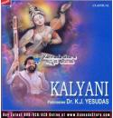 Kalyani (Classical Vocal Live) - Dr. KJ Yesudas Audio CD