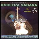 Ksheera Sagara (Classical Vocal Live) - KJ Yesudas Audio CD
