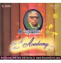 Live At Music Academy (1989) - Maharajapuram Santhanam 2 CD Set