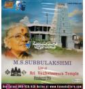 MS Subbulakshmi - Live at Pittsburgh, USA (2 CD Set) Audio CD