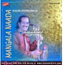 Kadri Gopalnath - Mangala Naada (Saxophone) Audio CD