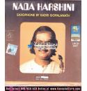 Kadri Gopalnath - Nada Harshini (Saxophone) Audio CD