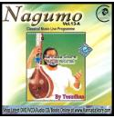 Nagumo (Classical Vocal Live) - KJ Yesudas Audio CD