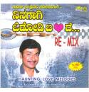 Ninagagi Ododi Bande (Kannada Remix) Audio CD