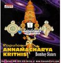Popular Annamacharya Krithis - Bombay Sisters Audio CD