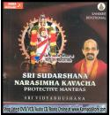 Sri Sudarshana Narasimha Kavacha (Protective Mantras) Audio CD