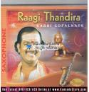 Kadri Gopalnath - Raagi Thandira (Saxophone) Audio CD