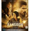 Rangoon - 2017 (Hindi Blu-ray)