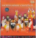 Sacred Hindu Chants Vol 3 (Spiritual) Audio CD