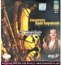 Kadri Gopalnath - Various (Saxophone) MP3 CD