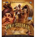 Son Of Sardaar - 2012 (Hindi Blu-ray)