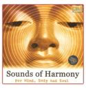 Sounds of Harmony - for Body, Mind and Soul (Spiritual) Audio CD