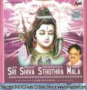 Sri Shiva Sthotra Maala - SP Balasubramaniyam Audio CD