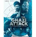 The Ghazi Attack - 2017 (Hindi Blu-ray)