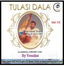 Tulasi Dala (Classical Vocal Live) - KJ Yesudas Audio CD