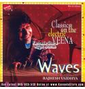 Waves (Electric Veena) - Rajesh Vaidhya Audio CD