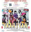 Yaariyan - 2014 (Hindi Blu-ray)