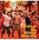 Zindagi Na Milegi Dobara - 2011 (Hindi Blu-ray)