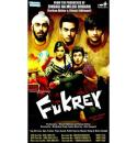 Fukrey - 2013 (Hindi Blu-ray)