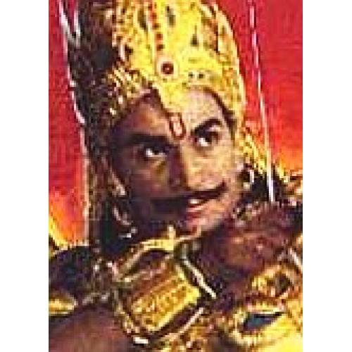 Dr. Rajkumar Mythological Movie DVD Vol 1