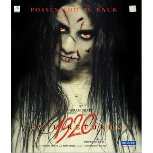 1920 Evil Returns - 2013 (Hindi Blu-ray)