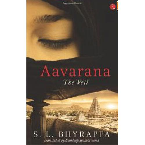 Aavarana : The Veil (English) - Novel - SL Bhyrappa Book