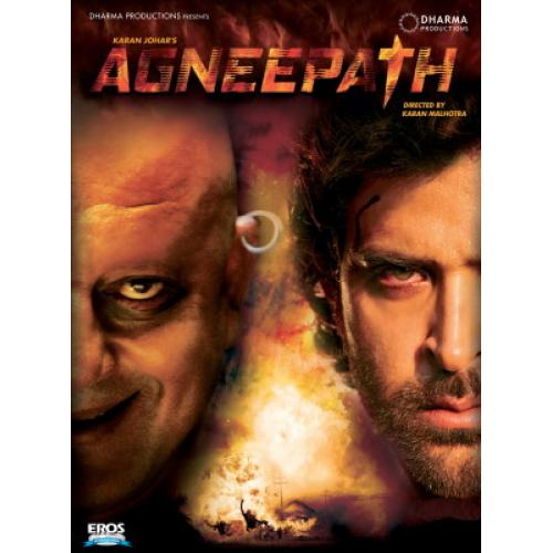 Agneepath - 2012 (Hindi Blu-ray)