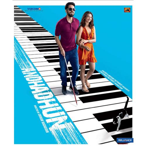 Andhadhun - 2018 (Hindi Blu-ray)