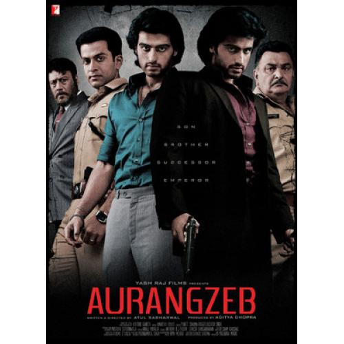 Aurangzeb - 2013 (Hindi Blu-ray)
