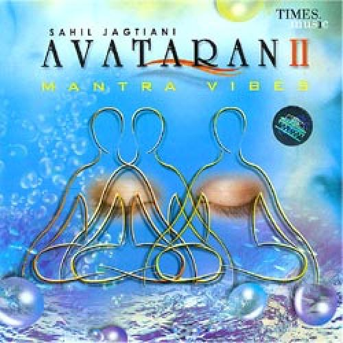 Avataran Vol 2 - Mantra Vibes (Spiritual) Audio CD