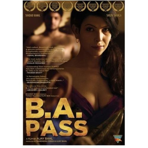 B.A. Pass - 2013 (Hindi Blu-ray)