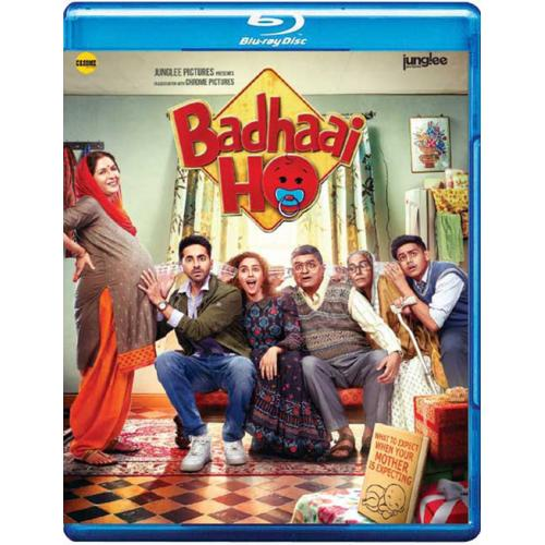 Badhaai Ho - 2018 (Hindi Blu-ray)