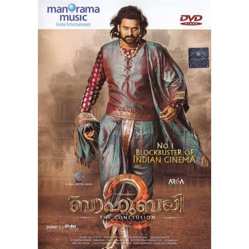 Baahubali 2 : The Conclusion - 2017 DD 5.1 DVD
