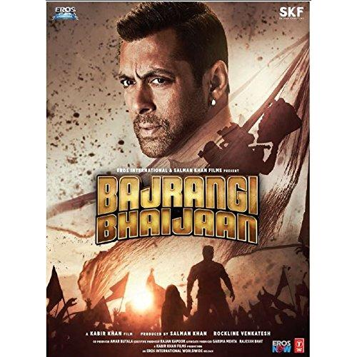 Bajrangi Bhaijaan - 2015 (Hindi Blu-ray)