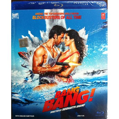 Bang Bang! - 2014 (Hindi Blu-ray)